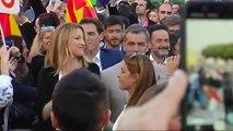 """Rivera: """"La papeleta de Ciudadanos vale doble. Por una cara echas a Sánchez y por la otra llevas a Ciudadanos a La Moncloa"""""""