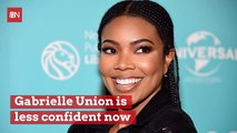 Gabrielle Union Isn't Her Usual Self