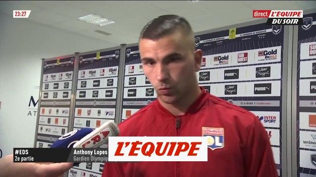 Lopes «Aller chercher cette Ligue des champions» - Foot - L1 - OL