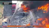 Driver in deadly Colorado 28-car-pileup charged with vehicular homicide - Fox News Video