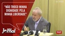 """""""Não troco minha dignidade pela minha liberdade"""", disse Lula em entrevista ao EL PAÍS e à Folha SP"""