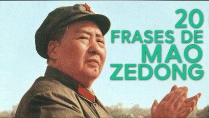 20 Frases de Mao Zedong  | Líder de la Revolución China