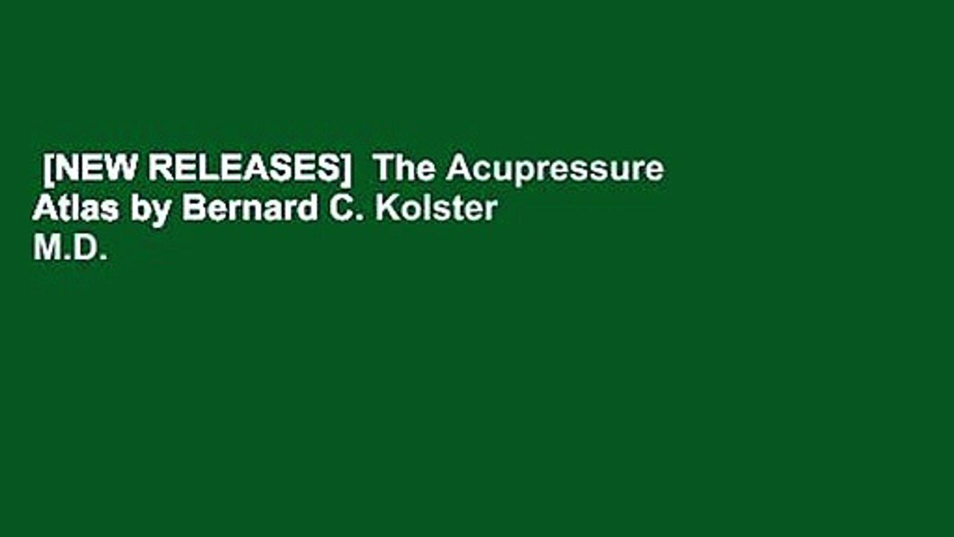 Acupressure Atlas - Acupuncture Acupressure Points