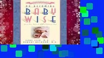[MOST WISHED]  On Becoming Babywise: Giving Your Infant the Gift of Nighttime Sleep by Gary Ezzo
