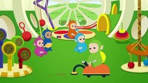 Teletubbies ★ NEW Tiddlytubbies cartn Series! ★ eps 2: The Musical Box ★
