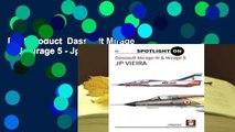 Best product  Dassault Mirage III & Mirage 5 - Jp Vieira