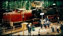 Ne jouez pas avec les locomotives à vapeur ou vous tomberez amoureux - Une vidéo de Pilentum Télévision sur le modélisme ferroviaire avec des trains miniatures