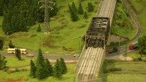 Trains à grande vitesse en miniature: Réseau N avec des trains miniatures de KATO en Japon - Une vidéo de Pilentum Télévision sur le modélisme ferroviaire avec des trains miniatures