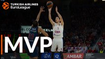Turkish Airlines EuroLeague Playoffs Game 4 MVP: Nando De Colo, CSKA Moscow