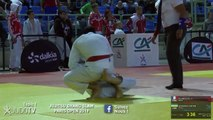 TAPIS 1 - JUJITSU GRAND SLAM PARIS OPEN 2019 - REPLAY J1