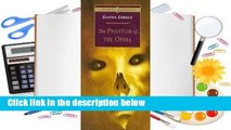 Popular The Phantom of the Opera - Gaston Leroux