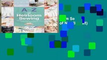 [MOST WISHED]  A-Z of Heirloom Sewing (Search Press Classics) (A-Z of Needlecraft) by Country