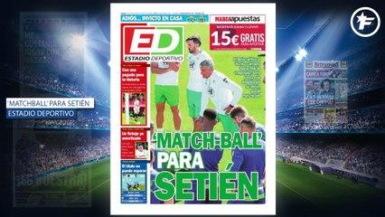 Revista de prensa 27-04-2019