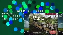 [MOST WISHED]  Eden Project: The Guide: 2017/2018 Edition by The Eden Project Ltd
