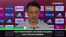 Bayern Munich : Niko Kovac expose ses plans pour Corentin Tolisso