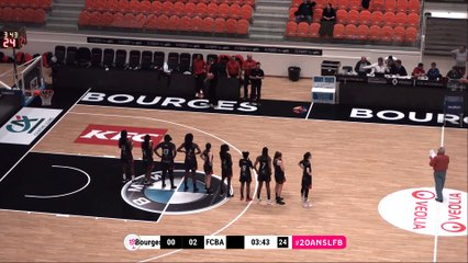 Final Four Espoirs LFB 2019 - 1/2 finale : Bourges - Charleville-Mézières