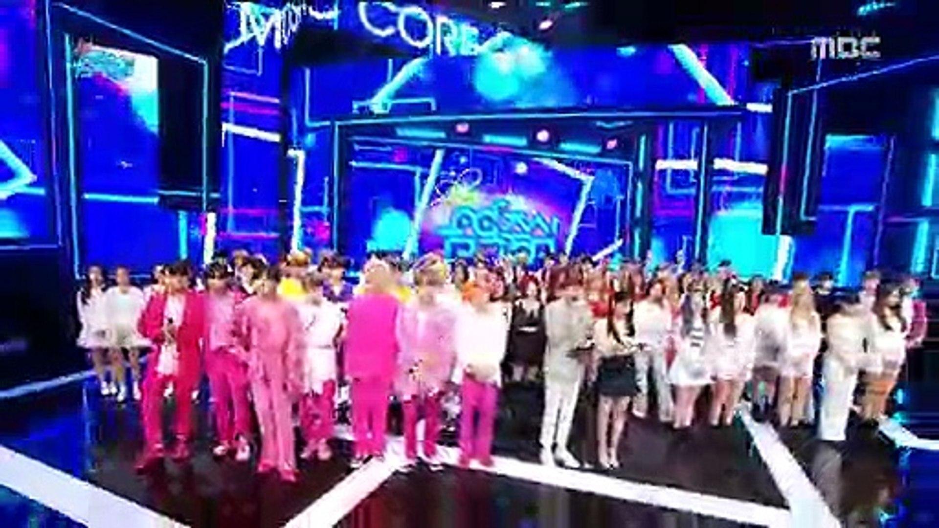 [HOT] 4월 4주차 1위 '방탄소년단 - 작은 것들을 위한 시(BTS  - Boy With Luv)' Show Music core 20190427