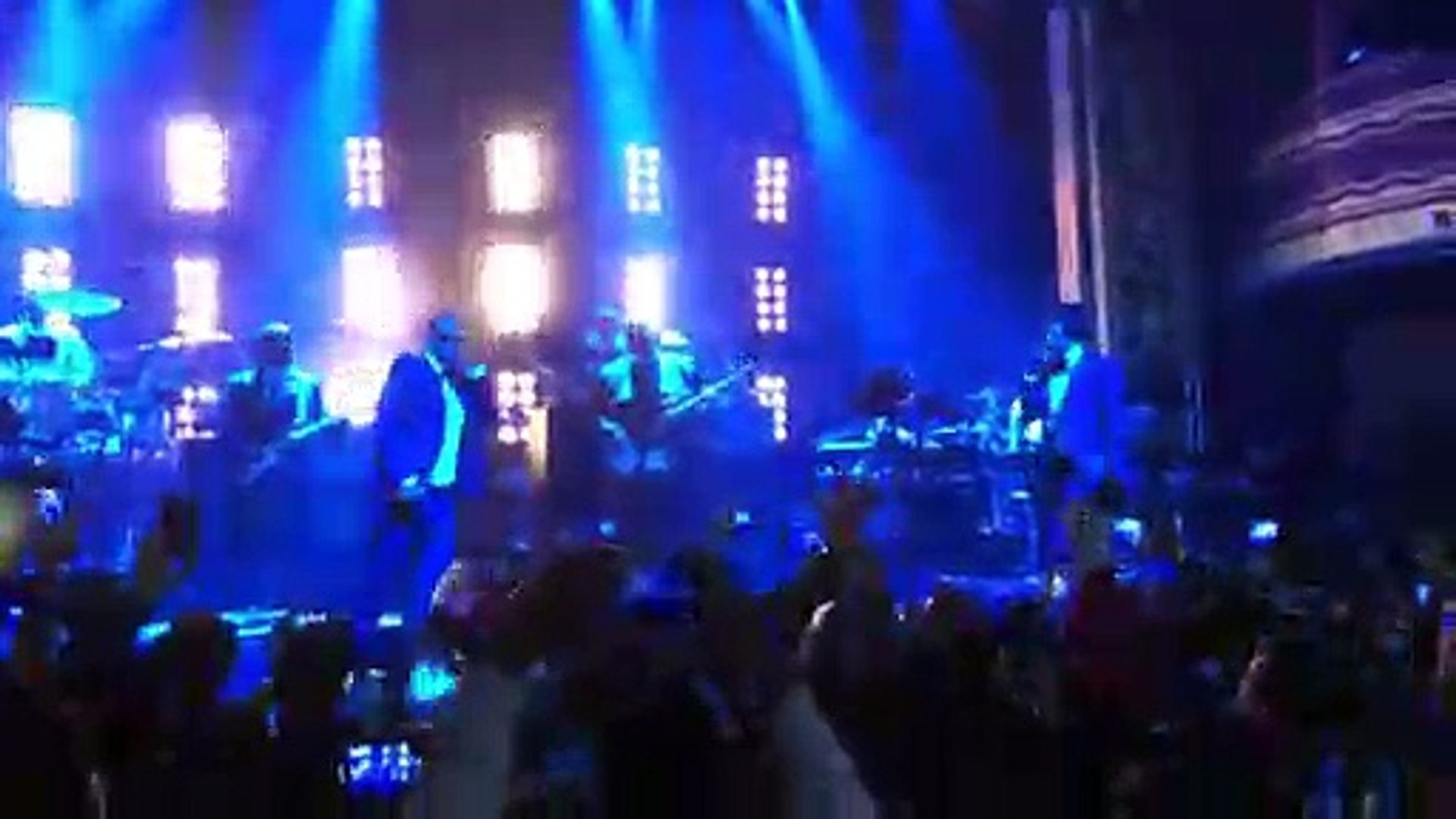 JAYZ & CAM'RON PERFORM WELCOME TO NEW YORK CITY LIVE IN NYC AT WEBSTER HALL 2019 BSIDES 2 C