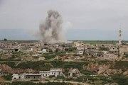 Suriye ve Rus Savaş Uçakları Bomba Yağdırdı: 13 Sivil Öldü