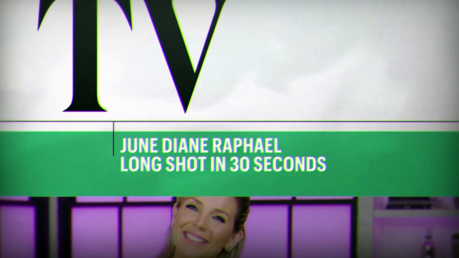 June Diane Raphael Explains 'Long Shot' In 30 Seconds | Entertainment Weekly