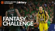 Turkish Airlines EuroLeague Playoffs Game 3 & 4: Fantasy Challenge