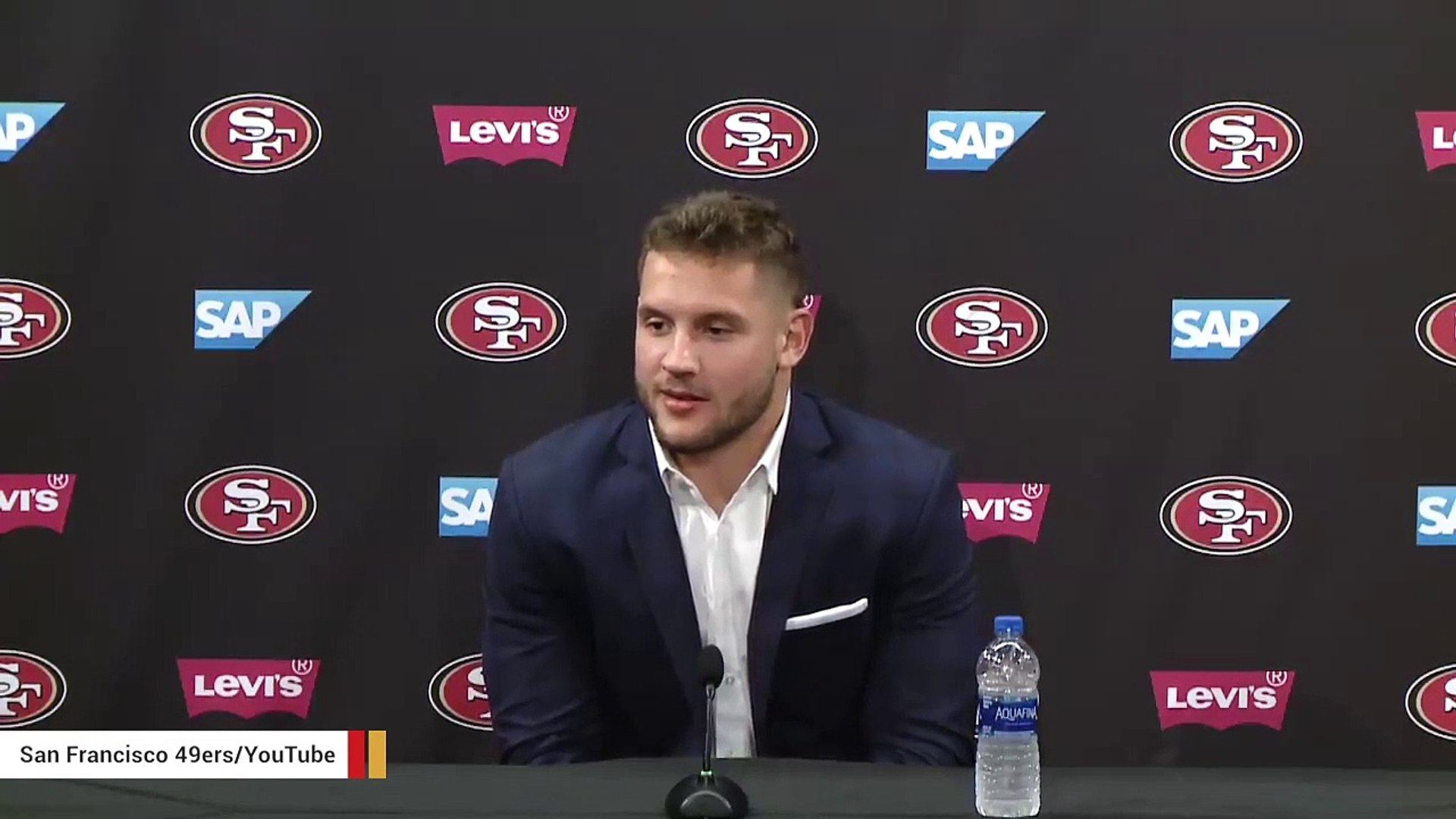 Trump Praises NFL Pick Nick Bosa Who Called Kaepernick A 'Clown'