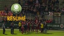 Red Star  FC - FC Metz (1-2)  - Résumé - (RED-FCM) / 2018-19