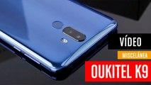 Prueba de consumo de batería de OUKITEL K9