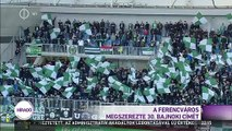 Honvéd 3-2 Ferencváros