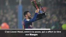 35e j. - Barcelone Champion d'Espagne!