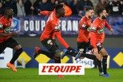 Rennes, les rois du suspense - Foot - Coupe de France