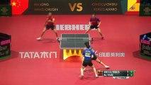 Ma Long/Wang Chuqin vs Alvaro Robles/Ovidiu Ionescu | 2019 World Championships Highlights (Final)