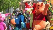 Retour en images du carnaval d'Istres: les dessins animés des années 70 à l'honneur