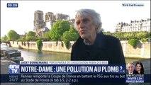 Notre-Dame: la Préfecture de police alerte les riverains sur la présence de plomb