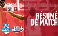 PRO B : Quimper vs Rouen (J29)