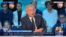 """François Bayrou (MoDem) sur les annonces d'Emmanuel Macron: """"C'est une révolution"""""""