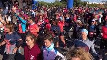 La Marseillaise des femmes réunit 7500 coureuses et marcheuses
