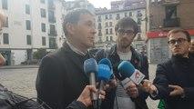 """Otegi: """"Euskadi es una nación diferente que vota diferente"""""""