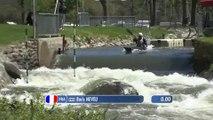 Championnat de France Elite Slalom 2019 | Course 2 - Finale A - K1  homme et C1 dame