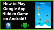 How to Play Google App Hidden Game on Android?