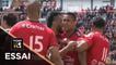 TOP 14 - Essai Julian SAVEA (RCT) - Toulon - Bordeaux-Bègles - J23 - Saison 2018/2019