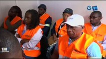 RTG/Journée de la sécurité et de la santé au travail organisée par la Direction de prévention des risques de la Caisse Nationale de Sécurité Sociale
