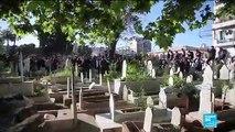 Abassi Madani, chef historique du parti islamiste FIS, enterré en Algérie