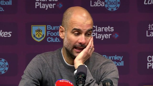 Reaction after Manchester City beat Burnley 1-0 to return to the top of the English Premier League