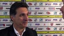 Après le match Amiens SC - RCSA,Christophe Pélissier