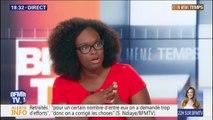 """Sibeth Ndiaye: le départ de Nicolas Hulot est celui """"d'un militant qui a eu du mal à se confronter à ce qu'était au quotidien l'exercice du pouvoir"""""""