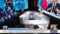 """Annonces d'Emmanuel Macron: """"C'est une révolution"""", estime François Bayrou"""