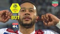But Memphis DEPAY (14ème) / Girondins de Bordeaux - Olympique Lyonnais - (2-3) - (GdB-OL) / 2018-19