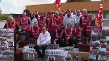 Vienne : les salariés des fonderies du Poitou célèbrent leur victoire