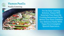 Paella Catering is Great For Every Occasion